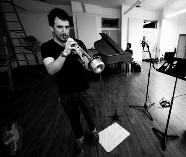 Brad Fritcher + trois Live with Lazaro Vega!