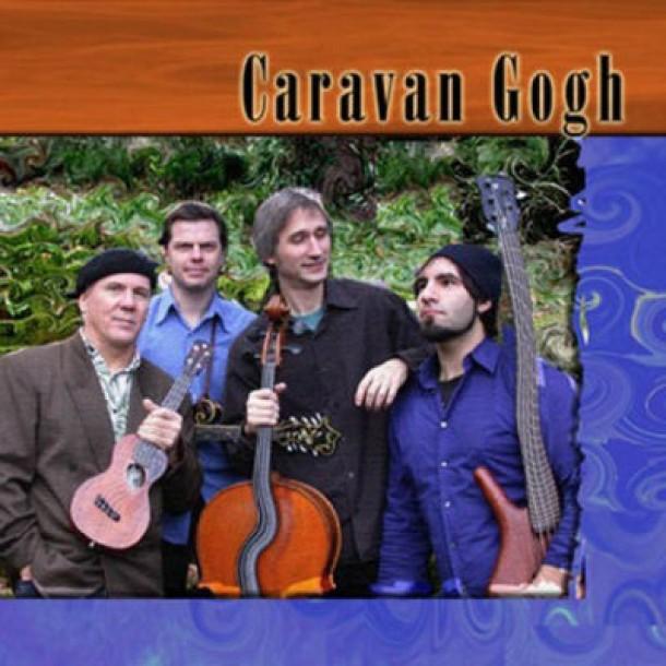 Brian Oberlin w/ Caravan Gogh – Caravan Gogh