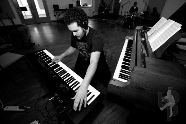 Brad Fritcher + trois collaboration with Mizpah