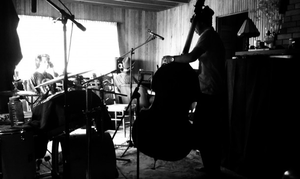 Brad Fritcher joins Garrett Børns to record Mary Brown!