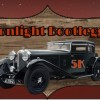 Moonlight Bootlegger 5k Finish Line Bluegrass Party