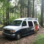 breathe owl stolen van